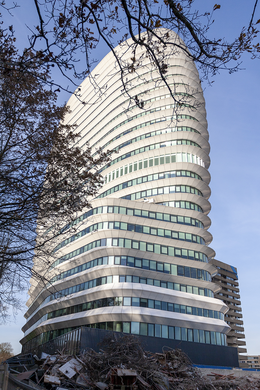 Kempkensberg, Groningen. Architect UNStudio